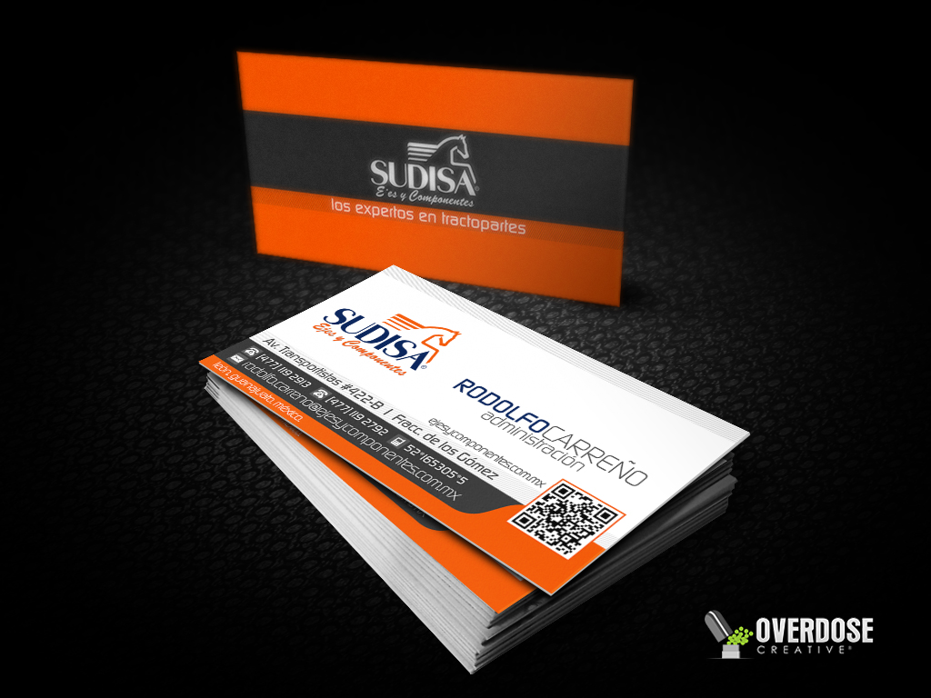 SUDISA-Business-card