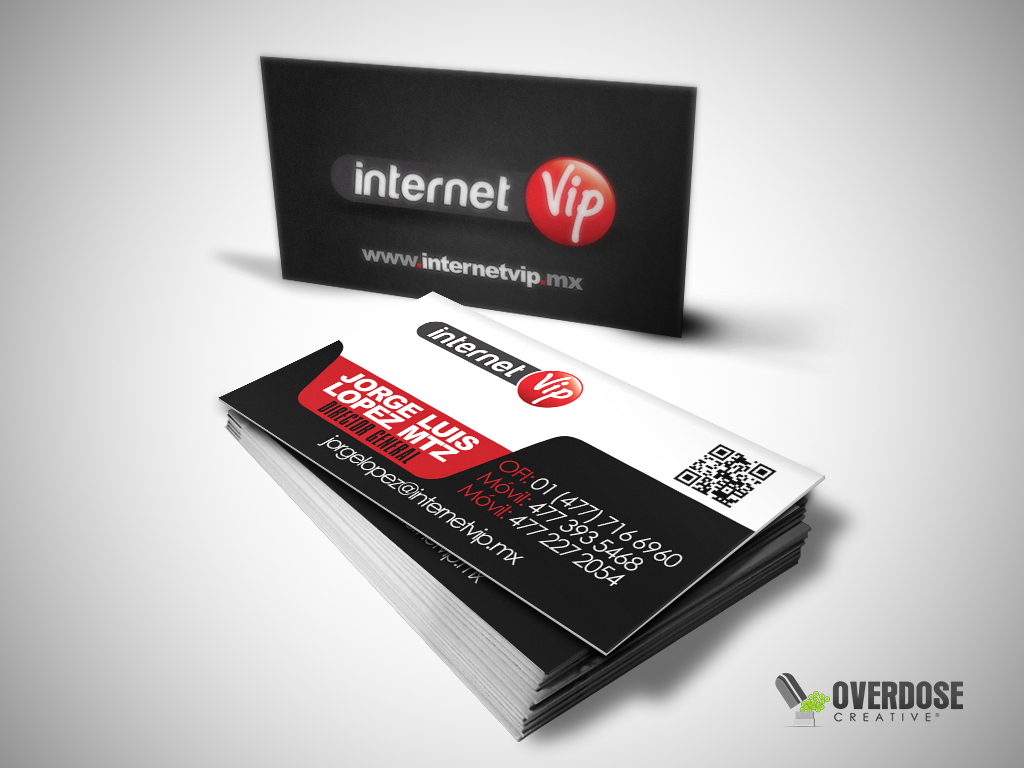 Internet-Vip-Bussines-Card